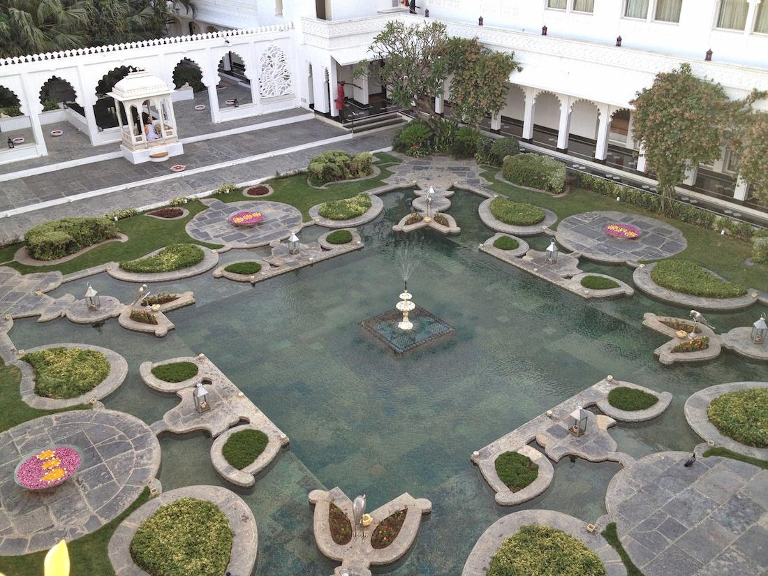 lake-palace-lotus-pond