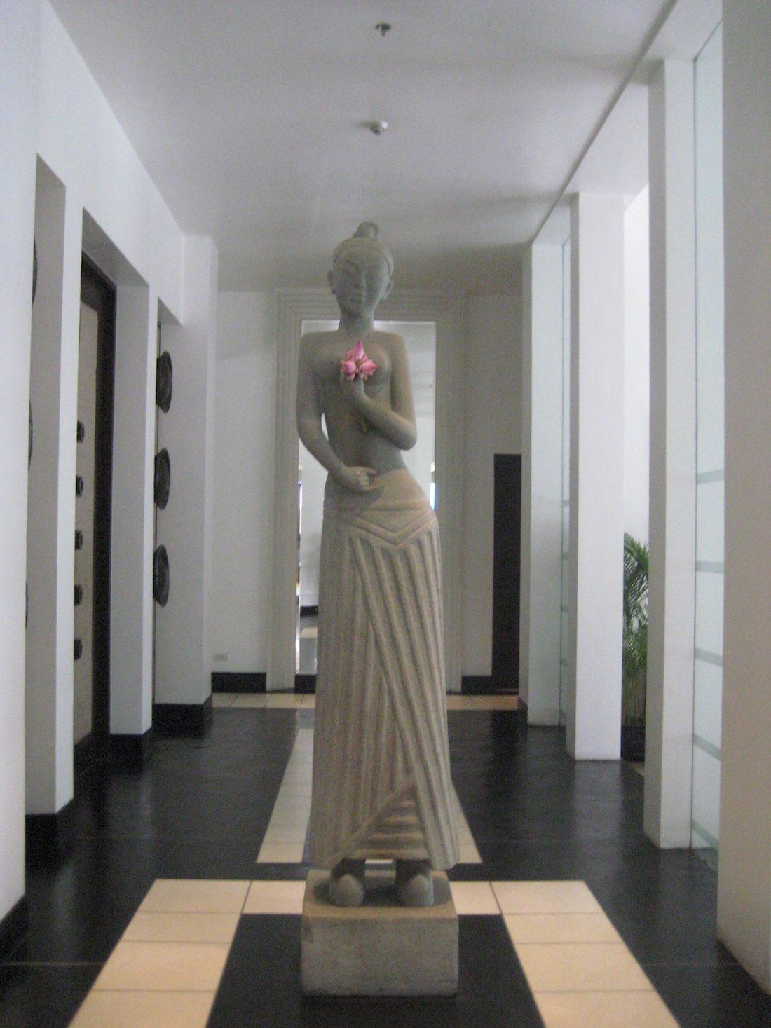 Park Hyatt Siem Reap Lobby